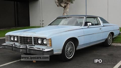 1973 Ford  * Brougham * LTD * 400cui Sports car/Coupe Classic Vehicle photo
