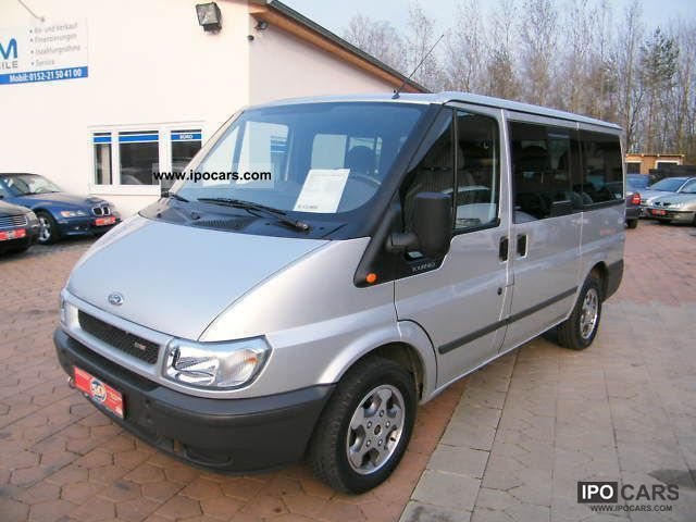 2004 Ford  TourneoTransit FT 300 K TDCi 8-seater Van / Minibus Used vehicle photo