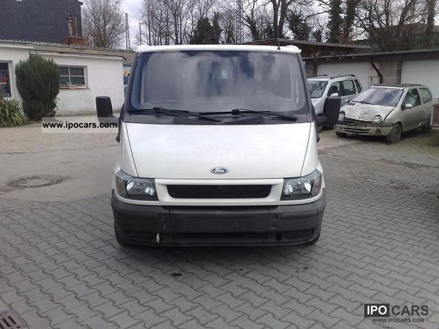 2005 Ford  FT 240 K TDE City Light Van / Minibus Used vehicle photo