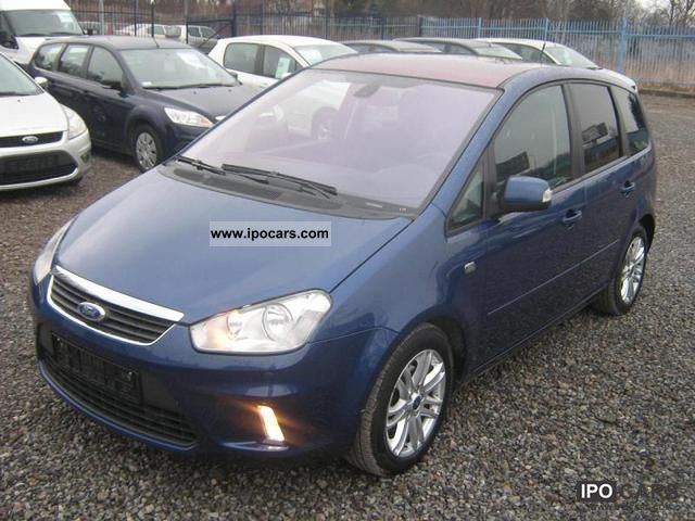 2009 ford c max ghia car photo and specs. Black Bedroom Furniture Sets. Home Design Ideas