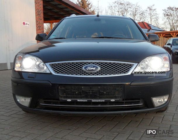 2003 ford mondeo ghia 1 8sci full car photo and specs. Black Bedroom Furniture Sets. Home Design Ideas