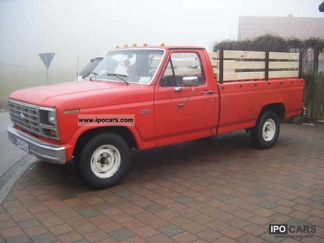 1984 Ford  F 150 Off-road Vehicle/Pickup Truck Used vehicle photo