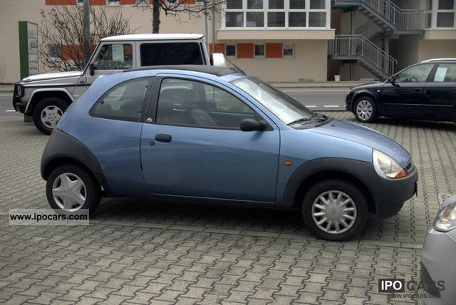 Ford Ka Style Small Car Used Vehicle Photo