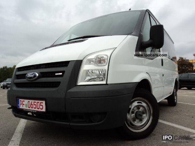 2006 Ford  FT 280 K TDCi Euro 4 * car * Power * 5Sitzer * Fensterbus Van / Minibus Used vehicle photo