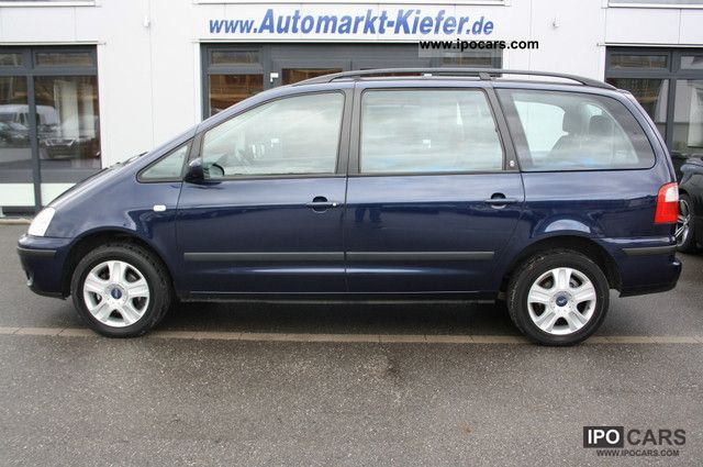 2000 Ford  Galaxy 2.3 Ghia * New Model * Climatronic * AHK * Van / Minibus Used vehicle photo