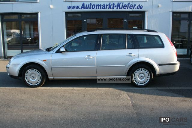 2002 Ford  2.0 TDCi tournament * Navi * Climate * Snow Tires * 1.Hand * Estate Car Used vehicle photo