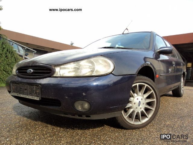 2000 Ford  Mondeo TD Futura * Climate * Navi * Sunroof * Estate Car Used vehicle photo