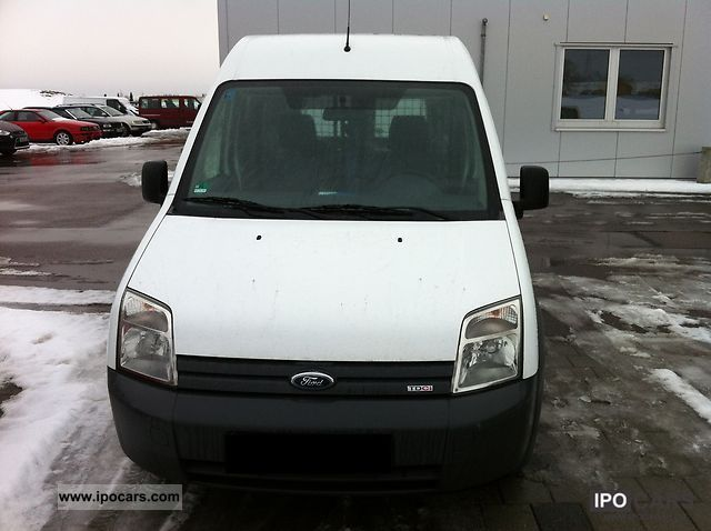 2007 Ford  Transit Connect (long) Van / Minibus Used vehicle photo