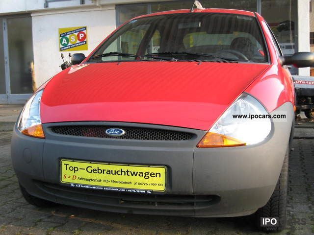 2005 Ford  1.3 ka climate navigation Small Car Used vehicle photo