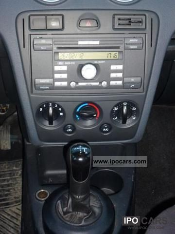 2006 Ford Fusion 1 4 Durashift Est Car Photo And Specs