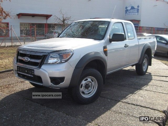 Ford Ranger Super Cab / AHK / Air Off-road Vehicle/Pickup Truck Used ...