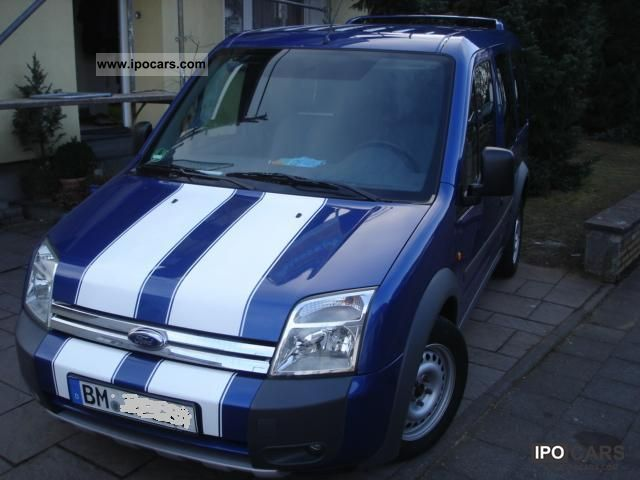 2008 Ford  Connect TDCi 'Sports' Van / Minibus Used vehicle photo