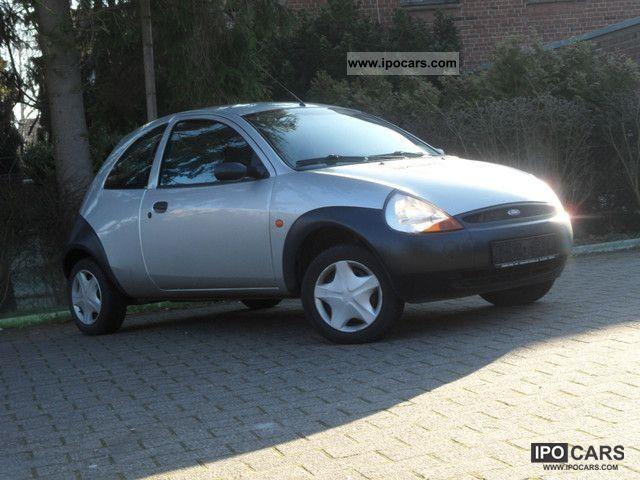 2002 Ford  Ka Capri / ABS / servo / TUV 04-2013 Small Car Used vehicle photo