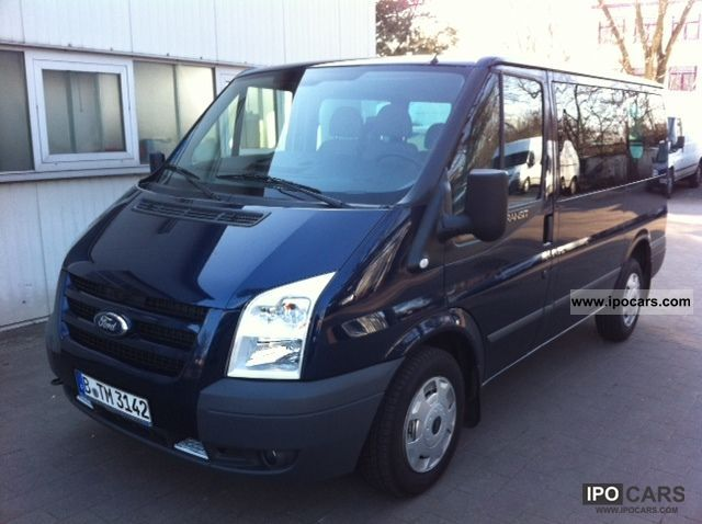 2011 ford transit 9 seater bus air cruise control r ckfahrkame car photo and specs. Black Bedroom Furniture Sets. Home Design Ideas
