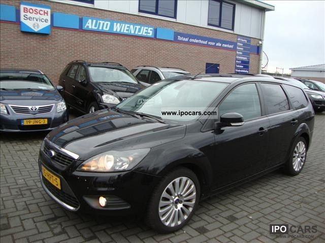 2009 ford focus sw 1 6 tdci titanium 80kw car photo and. Black Bedroom Furniture Sets. Home Design Ideas