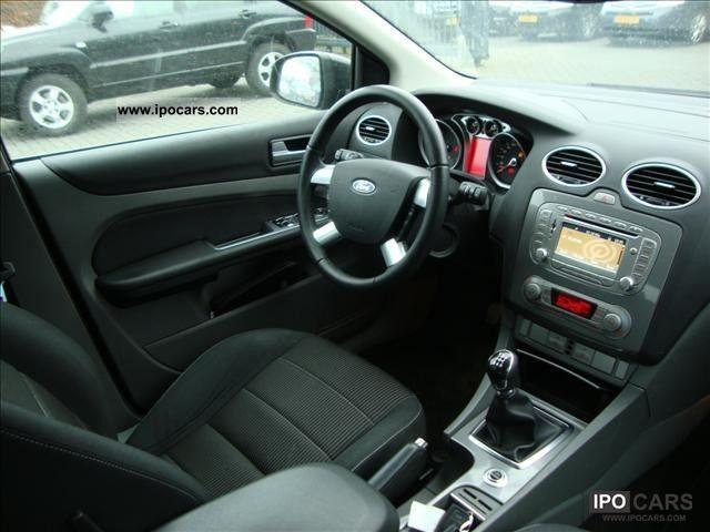 2009 ford focus sw 1 6 tdci titanium 80kw