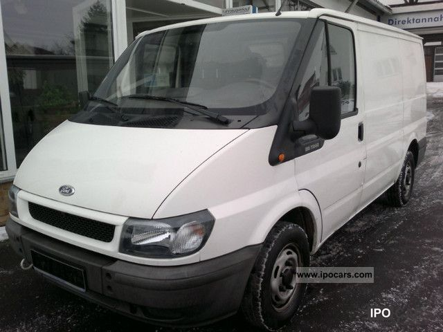 2006 Ford  Transit FT 240 K TDE City Light \ Van / Minibus Used vehicle photo