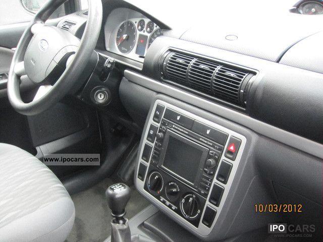 2002 Ford  Galaxy 16V / 1.Hand/AHK/Klima/Grosse Navi / WenigKM Van / Minibus Used vehicle photo