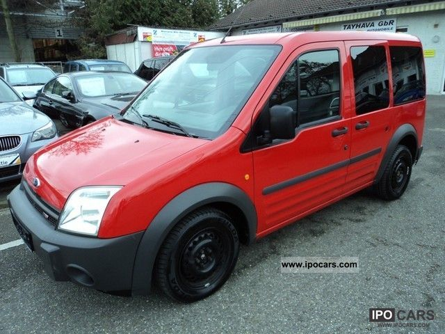 2004 Ford  Tourneo Connect 1.8 TDCi / STANDH / 8XFACH BER. ! Estate Car Used vehicle photo