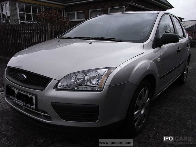 2006 ford focus 2 0 tdci dpf fun car photo and specs. Black Bedroom Furniture Sets. Home Design Ideas