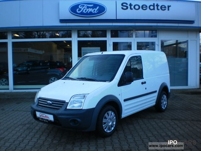 2000 Ford Transit Connect Van 200 Basis Car Photo And Specs