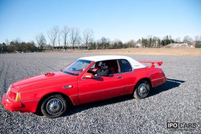 Amazing ... 1983 Ford Thunderbird Sports Car/Coupe Used Vehicle Photo ... Home Design Ideas