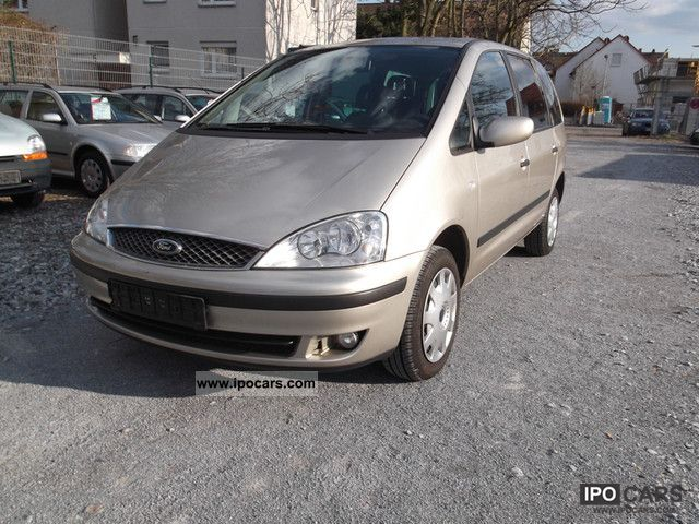 2005 Ford  Galaxy 2.3 Benzin.7Sitze.Klima.Schiebdach.Euro4. Van / Minibus Used vehicle photo