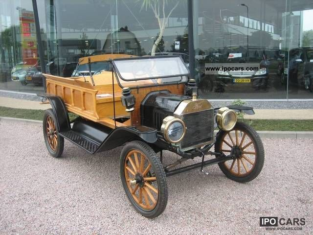 Ford  OTHER 1914 T Ford 1914 Vintage, Classic and Old Cars photo