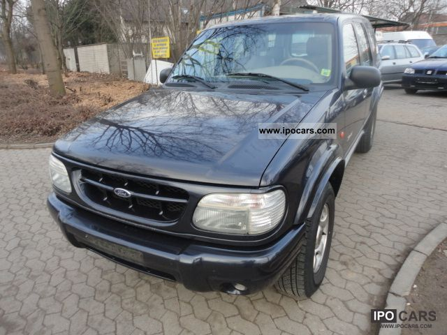 1999 Ford  Explorer Limited Off-road Vehicle/Pickup Truck Used vehicle photo