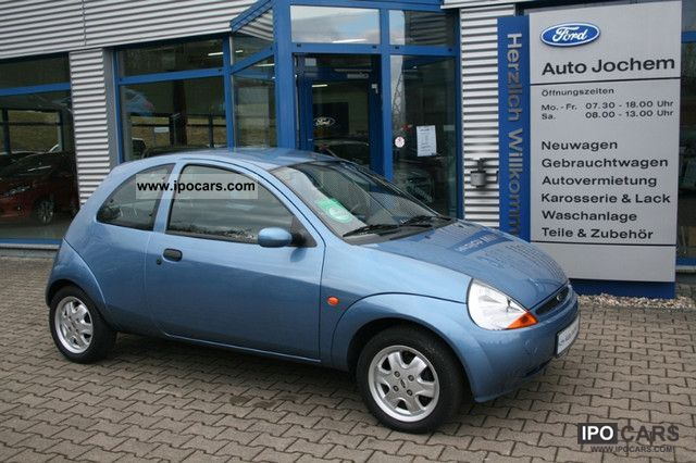 2003 Ford  Ka finesse air-conditioning Small Car Used vehicle photo