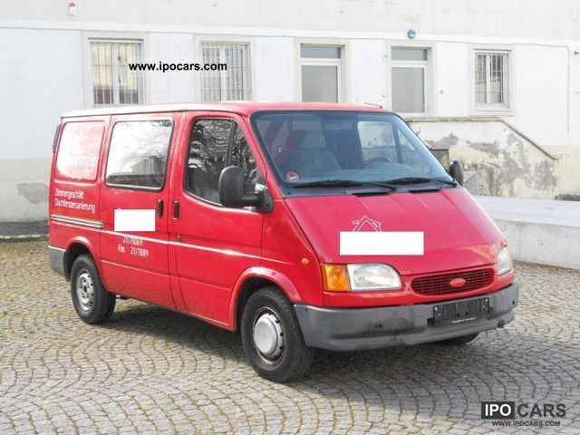 1999 Ford  FT 100 D Van / Minibus Used vehicle photo
