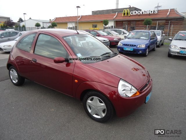 2002 Ford  KA * AIR * Servo * 4 * EURO * 101TKM SALE WITH GARANTI Small Car Used vehicle photo