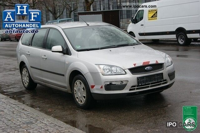 2006 Ford  Focus 1.4 Connection AIR 71TKM/1.HAND Estate Car Used vehicle photo