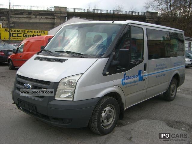 2007 Ford  Transit Tourneo 2.2TDCi 8-seater navigation Estate Car Used vehicle photo
