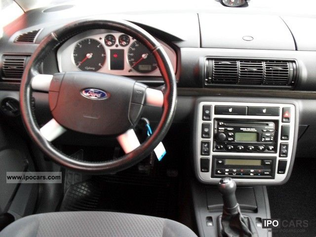 2002 Ford Galaxy Ghia Ful Serwis Car Photo And Specs