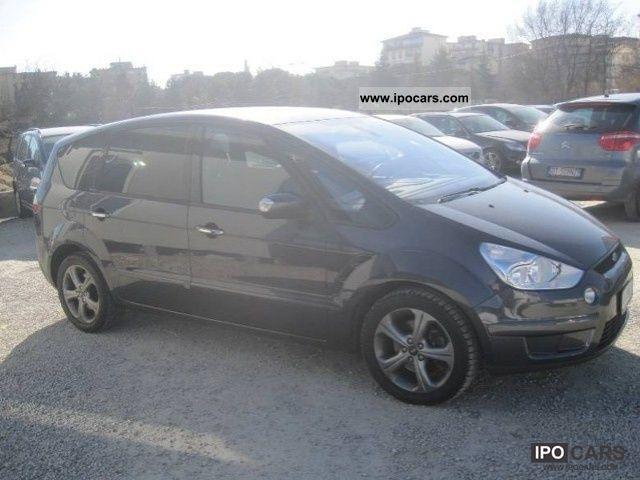 2010 ford s max titanium 2 0tdci 140cv car photo and specs. Black Bedroom Furniture Sets. Home Design Ideas