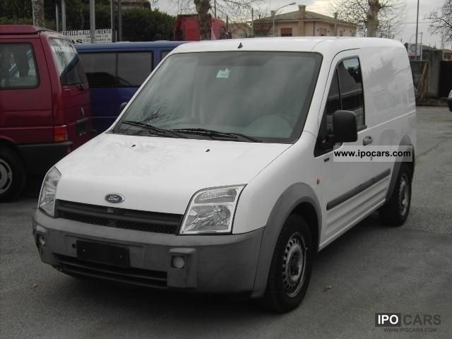 2003 Ford  Transit CONNECT T200 1.8 DTCI Other Used vehicle photo