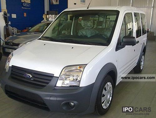 2012 Ford  Tourneo Connect 1.8 TDCi DPF FT210 S Van / Minibus Pre-Registration photo