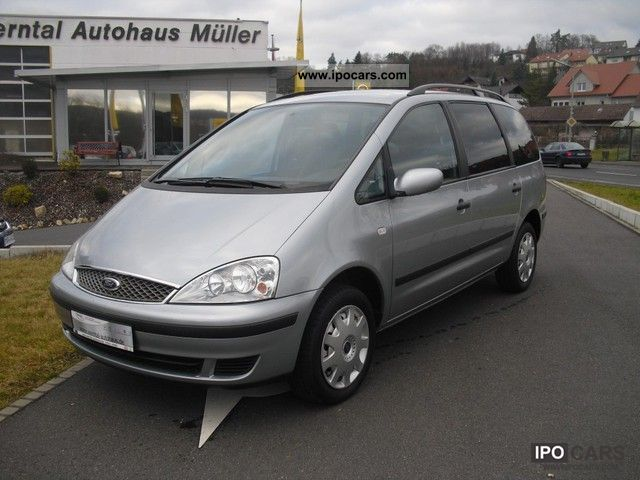 2004 Ford  Trend Galaxy 16V Van / Minibus Used vehicle photo
