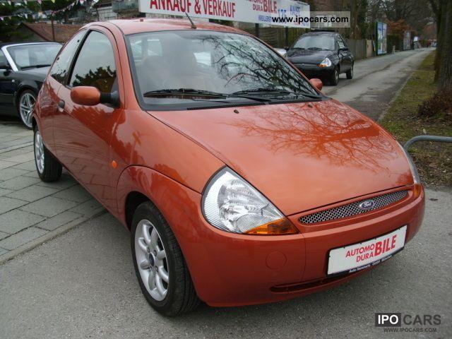 2004 Ford  Ka Royal Small Car Used vehicle photo