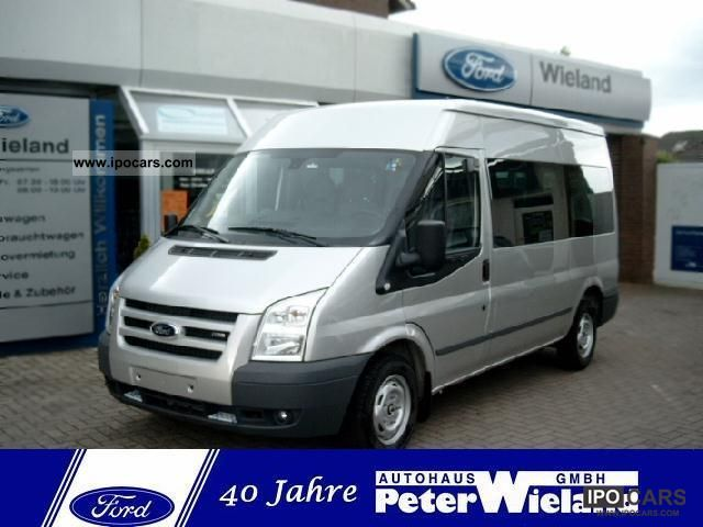 2011 Ford  FT 300 M 2,2 LTDCi trend combined 9-seater Van / Minibus Used vehicle photo