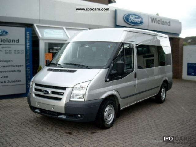 2011 Ford  FT 300 M TDCi Trend Car Van / Minibus Used vehicle photo
