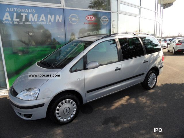 2002 Ford  Galaxy 2.3 (WGR from 00) Futura Other Used vehicle photo