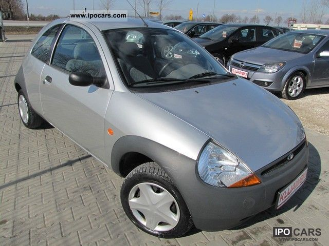 2000 ford ka po op atach 118 ty km car photo and specs. Black Bedroom Furniture Sets. Home Design Ideas