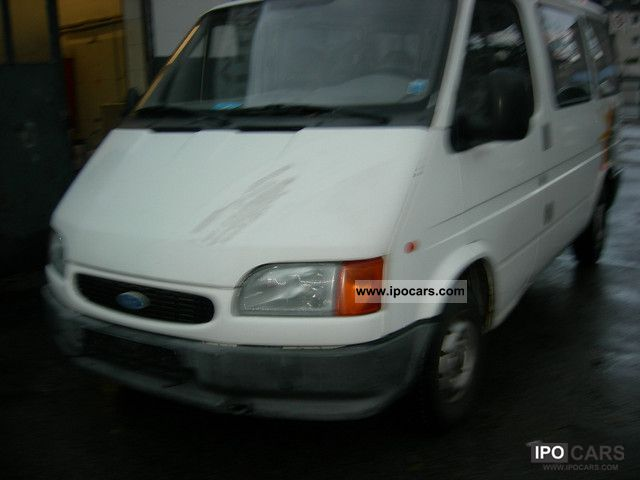 1997 ford transit 2 5 d 9 sitze 127000km t v and. Black Bedroom Furniture Sets. Home Design Ideas