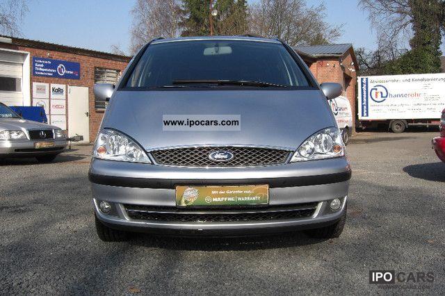2005 Ford  Galaxy 16v Aut. Ghia Van / Minibus Used vehicle photo