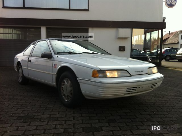 1991 Ford  Thunderbird Sports car/Coupe Used vehicle photo