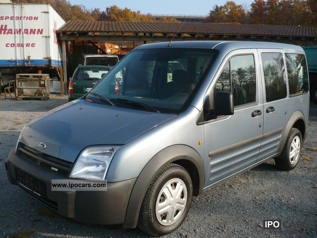 2004 Ford  Connect Long Van / Minibus Used vehicle photo