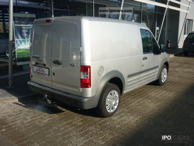 2007 Ford Transit Connect 1 8 Tdci Base Car Photo And Specs