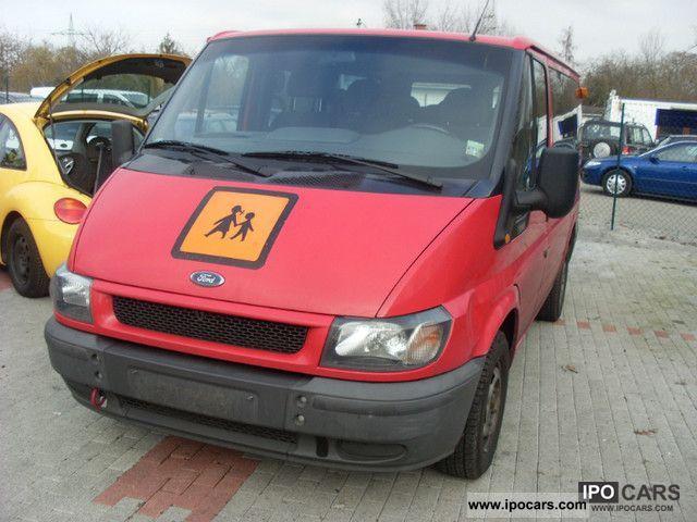 2003 Ford  FT 280 M TD cars Van / Minibus Used vehicle photo
